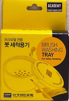 Brush Washing Tray