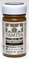 Diorama Texture Paint Soil Effect, Dark Earth 100ml