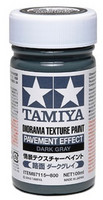 Diorama Texture Paint Pavement Effect, Dark Gray 100ml