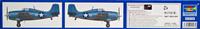 Grumman F4F-4 Wildcat 1:32 (pidemmällä toimitusajalla)