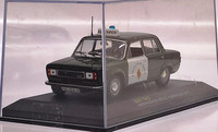 Seat 124 D '77 (Agrupacion De Trafico, Guardia Civil) 1:43