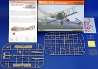 Spad XIII Late Version ProfiPACK 1:72