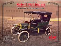 Ford Model T 1911 Touring 1:24 (pidemmällä toimitusajalla)