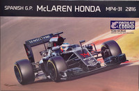 McLaren Honda MP4-31 '16 Spanish G.P., 1:20