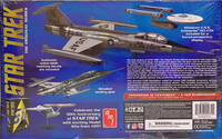 Star Trek, F-104 Starfighter 1:48