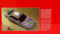 BMW 525i (Esther Mahlangu, Art Car Museum), 1:18