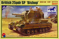 British 25pdr SP