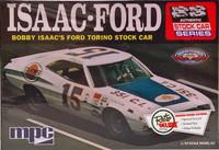 Ford Torino Stock Car (Bobby Isaac) 1:25 (pidemmällä toimitusajalla)