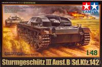 Sturmgeschütz III Ausf. B (Sd.Kfz.142), 1:48 (pidemmällä toimitusajalla)
