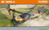 Bf 109G-4 ProfiPACK 1:48 (pidemmällä toimitusajalla)