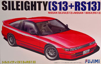 Nissan Sileighty (S13+RS13) 1:24