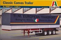 Classic Canvas Trailer 1:24 (pidemmällä toimitusajalla)