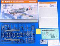 Bf 109G-6 Late Series ProfiPACK 1:48 (pidemmällä toimitusajalla)