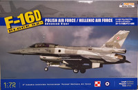 F-16D Block 52+ (Polish Air Force / Hellenic Air Force) 1:72
