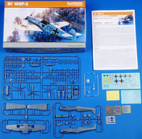 Bf 109 F-2 ProfiPACK 1:48