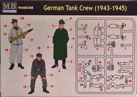 German Tank Crew 1943-1945 1:35