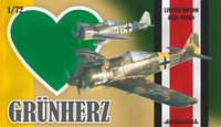 Grünherz (Fw 190A-5/A-8) Dual Combo Limited Edition, 1:72
