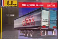 Refrigerated Trailer 1:24 (pidemmällä toimitusajalla)