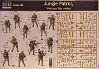 Jungle Patrol, Vietnam War Series 1:35