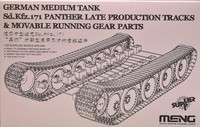 Tracks & Movable Running Gear Parts (Panther Ausf. A Late) 1:35
