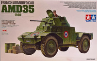French Armored Car AMD35, 1:35