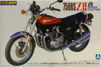 Kawasaki 750RS Super Custom 1:12