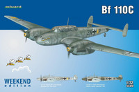 Bf110C 1:72
