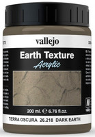 Dark Earth Texture Paint 200ml