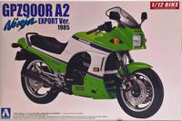 Kawasaki GPZ900R A2 Ninja Export Version 1985, 1:12 (pidemmällä toimitusajalla)