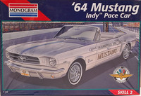 Ford Mustang '64 Indy Pace Car 1:24