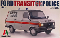 Ford Transit UK Police 1:24