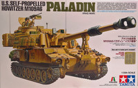 U.S. Self-Propelled Howitzer M109A6 Paladin (Iraq War) 1:35