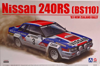 Nissan 240RS BS110 '83 New Zealand Rally 1:24