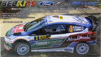 Ford Fiesta RS WRC '11 ADAC Rallye Deutschland 1:24 (pidemmällä toimitusajalla)