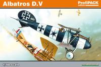 Albatros D.V ProfiPACK 1:48 (pidemmällä toimitusajalla)