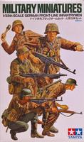 German Front-Line Infantrymen 1:35 (pidemmällä toimitusajalla)