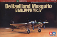 De Havilland Mosquito B Mk.IV / PR Mk.IV, 1:72 (pidemmällä toimitusajalla)