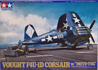 Vought F4U-1D Corsair with
