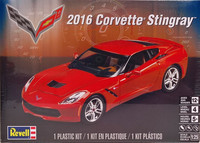 Corvette Stingray 2016, 1:25