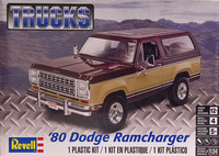 Dodge Ramcharger '80, 1:25