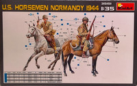 U.S. Horsemen Normandy 1944, 1:35