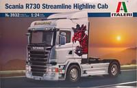 Scania R730 Streamline Highline Cab 1:24 (pidemmällä toimitusajalla)