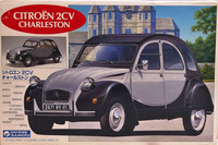Citroën 2CV Charleston 1:24