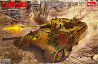 German Heavy Armored Recce Tank Leopard VK16.02, 1:35