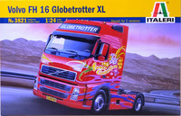 Volvo FH16 Globetrotter XL 1:24