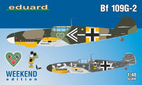 Bf 109 G-2, 1:48 (pidemmällä toimitusajalla)