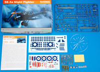 SE.5a Night Fighter ProfiPACK 1:48