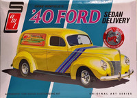 Ford Sedan Delivery '40 (Gene Winfield's), 1:25