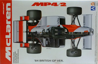 McLaren MP4/2 '84 British GP 1:20