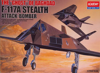F-117A Stealth Attack Bomber (The